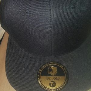 Fitted hats